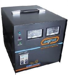 Виды электромеханических стабилизаторов напряжения