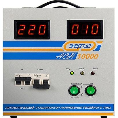 Энергия АСН-10000 — фото