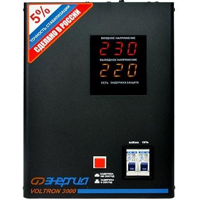 Энергия Voltron 3000 (HP) — фото
