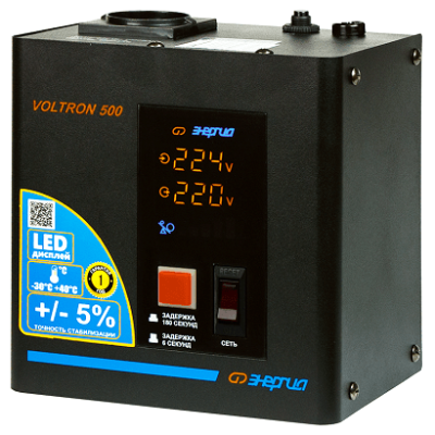 Энергия Voltron 500 (HP) - фото