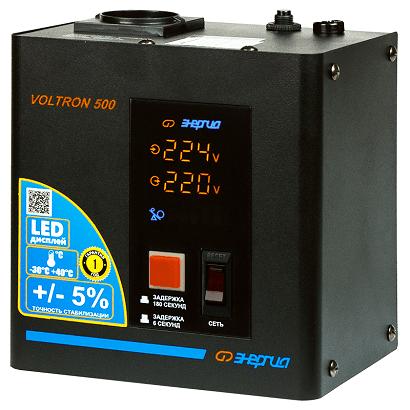 Энергия Voltron 500 (HP) — фото