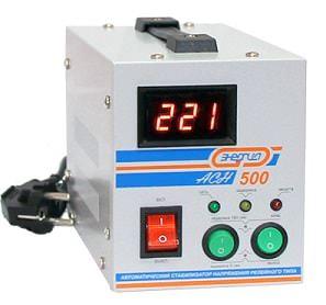 Какой стабилизатор напряжения лучше купить для дома на 0,5 кВт