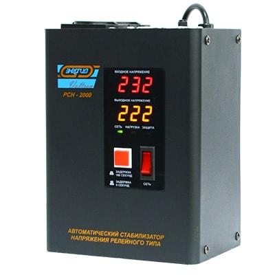 Какой стабилизатор напряжения лучше купить для дома на 2 кВт в СПБ