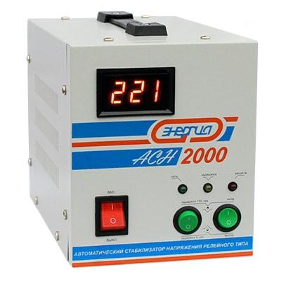 Какой стабилизатор напряжения лучше купить для дома на 2 кВт