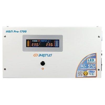 Энергия ИБП Pro 1700 - фото