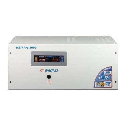 Энергия ИБП Pro 5000 — фото