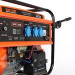 Генератор Patriot Max Power SRGE-7200E — фото 4