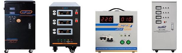 Стабилизатор напряжения 20 кВт - фото
