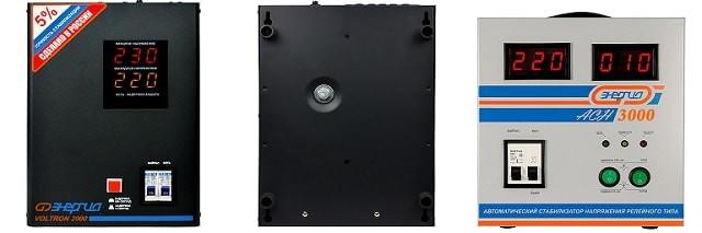 Стабилизатор напряжения 3 кВт - фото