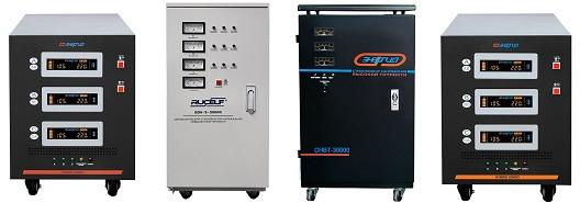 Стабилизатор напряжения 30 кВт - фото