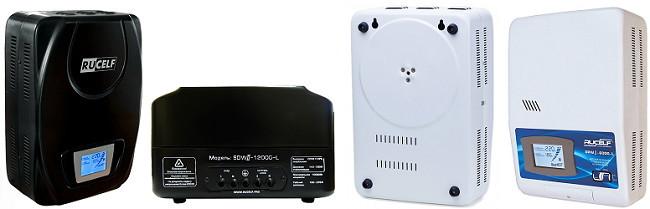 Стабилизатор напряжения 6 кВт - фото