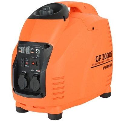 Генератор Patriot 3000I - фото