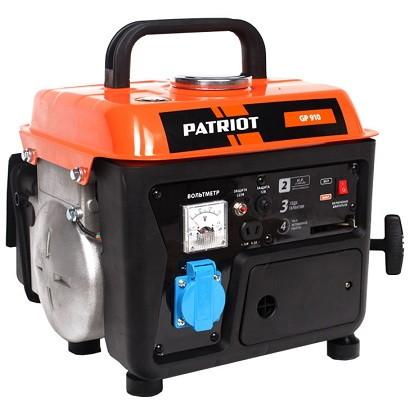 Генератор Patriot GP-910 — фото