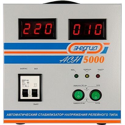Энергия АСН-5000 — фото