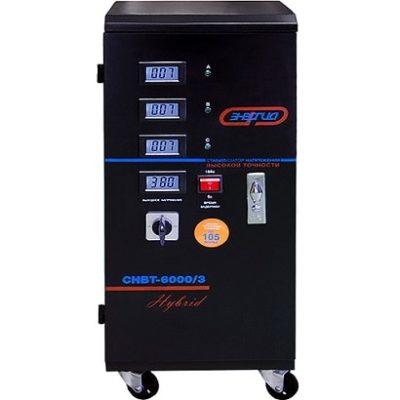 Энергия СНВТ-6000/3 Hybrid - фото