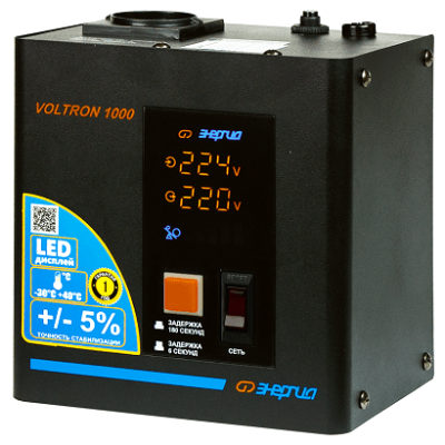 Энергия Voltron 1000 (HP) - фото