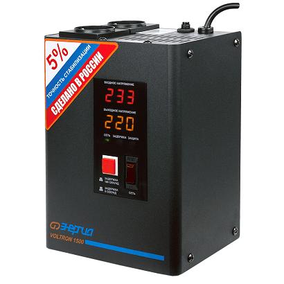 Энергия Voltron 1500 (HP) — фото