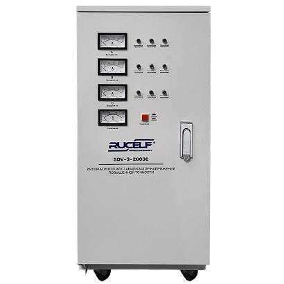 Rucelf SDV-3-20000 — фото