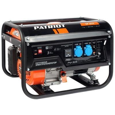 Генератор Patriot GP-3510 - фото